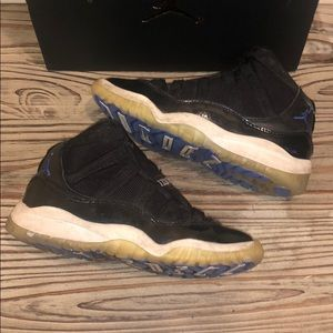 2009 Air Jordan 11 Retro 'Space Jam' 13C